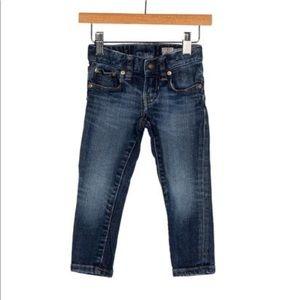 Toddler Girls' Ralph Lauren Jeans